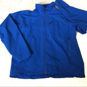 Patagonia Full Zip Soft Shell Jacket -Medium
